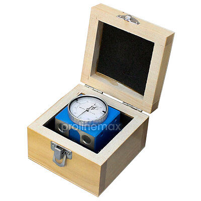 2'' Magnetic Z Axis dial Setter .0004'' Gage Guage offset Pre Setter Tool CNC