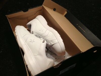 NEW IN BOX White Leather CONVERSE CENTURY AT939 Men Shoes Sneakers Size 14(US)