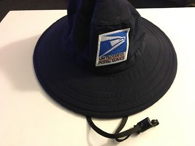 New! USPS Official Letter Carrier, Sun Hat Size XL New! New!