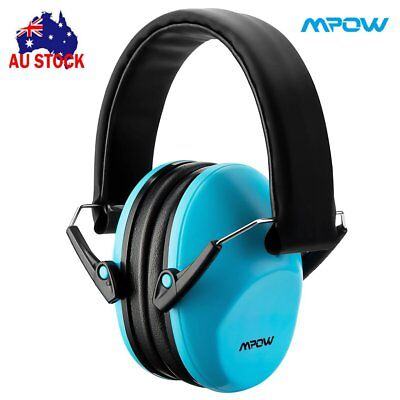 Folding Ear Muffs Earmuff Hearing Protection Noise Reduction Defenders for Kids