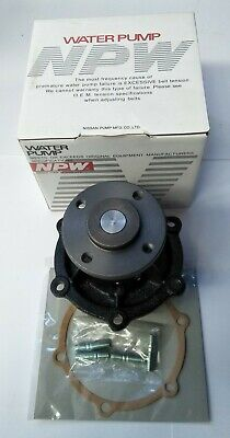 NPW Water Pump FOR Ford Trader 0811 Mazda E4100 T4100 ZB 4.1L Diesel
