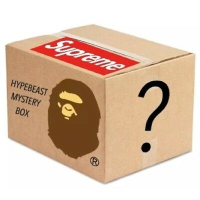 BEST Hypebeast Mystery SUPREME & HYPE SHOES, ($400) (READ DESC) FREE SHIPPING