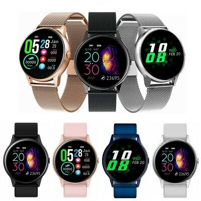 "0.95"" Blood Pressure Oxygen Monitor Smart Watch Waterproof IP67 Sports Bracelet"
