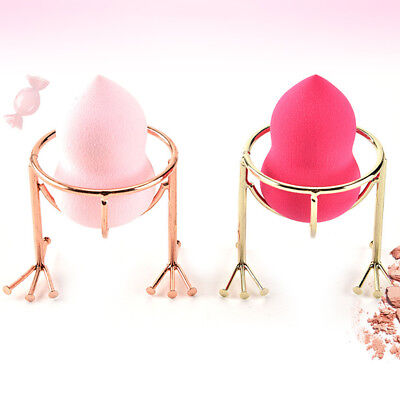 Anti-microbial Breathable Makeup Puff Dryer Stand Beauty Blender Sponge Holder