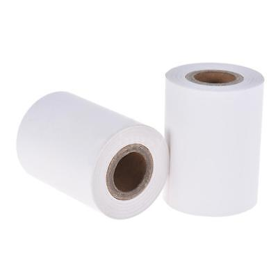 57mm*42mm Mini Printer Thermal Paper Cash Register Receipt Roll For Mobile D6N4