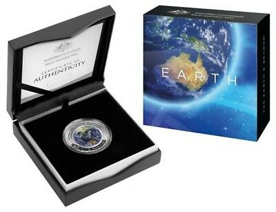 2018 RAM 1oz Silver Proof Earth Beyond Coin (SOLD OUT)