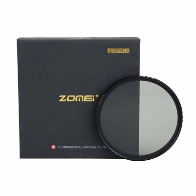 Zomei Ultra Slim ABS Variable ND2-400 Neutral Density Fader Ultra Slim ND Filter