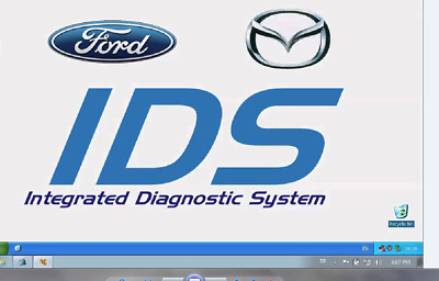 Ford IDS 107.02 Diagnostic software Mazda IDS 107.00 VMware DOWNLOAD  FORD