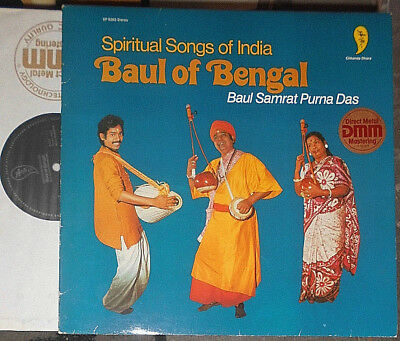 Baul Of Bengal Baul Samrat Purna Das Spiritual Songs Of India Lp