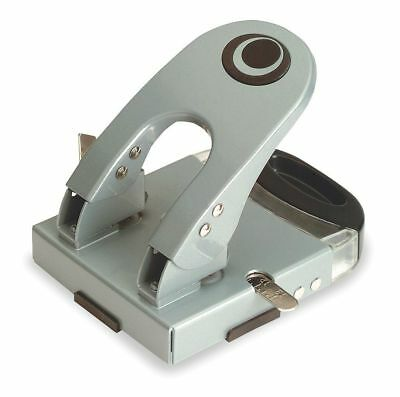 Officemate Two-Hole Paper Punch, Silver - 90101 New in box  50 sheet capacity