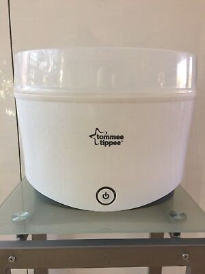 Tommee Tippee Electric Steam Steriliser - used but still working absolutely fine