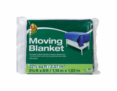 "Duck Brand 12186 Movers Blanket 45"" X 72"", FREE SHIPPING"