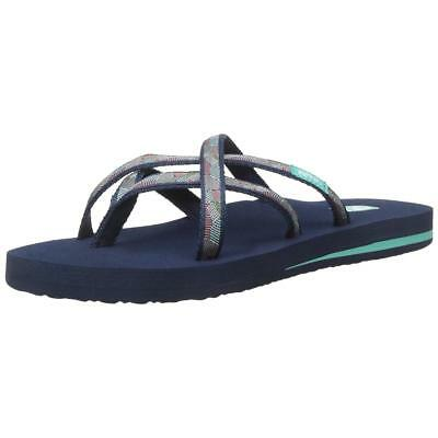 266ff0f17b9d NEW WOMEN S TEVA Olowahu Sandals Size 6 Style 6840 Felicitas Black ...