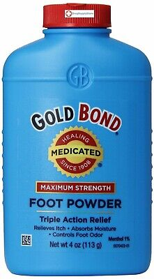 Gold Bond Maximum Strength Foot Powder, 4 Ounce