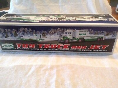 2010 Hess Truck - New in Box