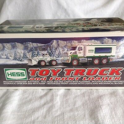 2008 Hess Truck - New in Box