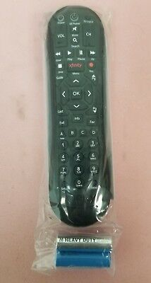 COMCAST XFINITY SKYPE Xr3 Keyboard & Remote Combo Control Black New