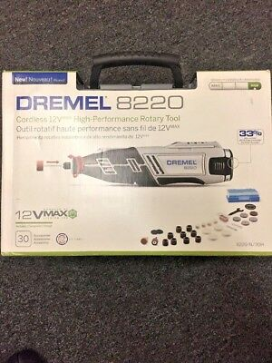 Dremel 8220 Series 12Volt Max LithiumIon Cordless Variable Speed MAX Rotary Tool