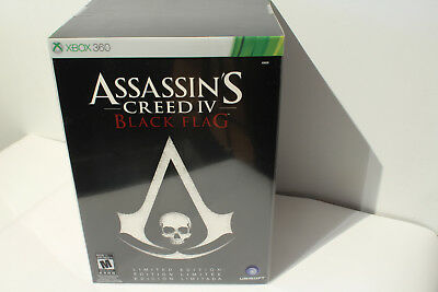 Assassin's Creed IV: Black Flag - Limited Edition (Xbox 360) Brand New - Sealed