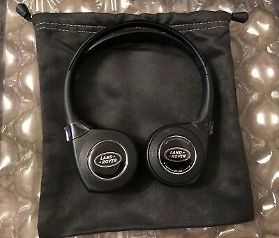 New LR, OEM, Range Rover Evoque Sports, Wireless Headphones, Including Batteries
