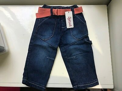 Sprout, Baby Boys Jeans Size 1
