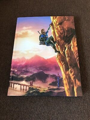 The Legend of Zelda: Breath of the Wild. Lösungsbuch collectors Edition