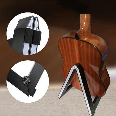 Portable Folding Acoustic Bass Guitar Stand Super Stability Stent A-frame Holder