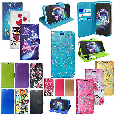 For Huawei P20 P20 Lite P20 Pro Smartphone Wallet Flip Leather Phone Cover Case