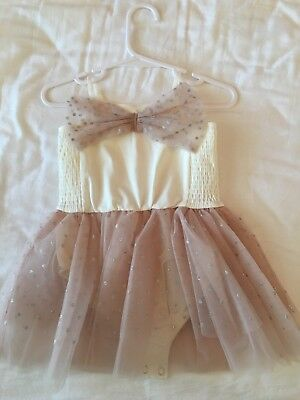 Cotton On Kids 'Little Princess' Party dress. Size 2