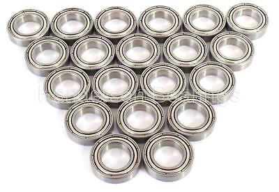 S61901ZZ, S6901ZZ 12x24x6mm Stainless Steel Ball Bearing  (Pack of 50)