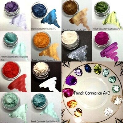"""The Colour Shack® Pearl Mica Powder """"FRENCH CONNECTION"""" ARTS & CRAFTS ONLY"""