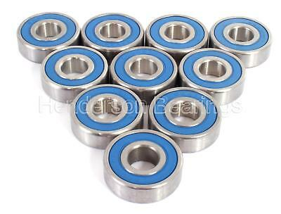 S6007-2RS 35x62x14mm Stainless Steel Ball Bearing (Pack of 10)