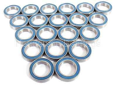 S61802-2RS, S6802-2RS 15x24x5mm Stainless Steel Ball Bearing  (Pack of 250)