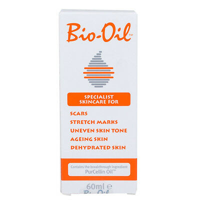 60ml Bio Oil Specialist Skin Care For Face Body Aging Dry Skin Stretch Mark
