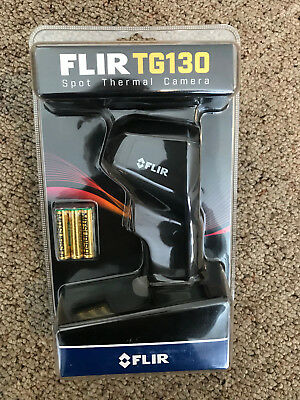NEW FLIR TG130 Spot Thermal Camera, Field of view 55° x 43°, Reduce Energy Costs