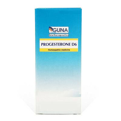GUNA PROGESTERONE D6 :- 30ml Drops