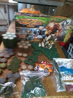 Heroscape Master Set 2,Swarm of the Marro, Very Good Condition Complete  in Box