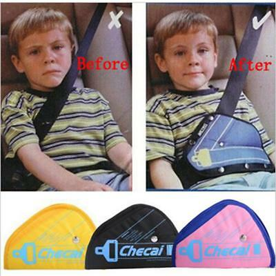 Adjuster Device Safe Fit Thickening Car Safety Belt Baby Child Safety Belt