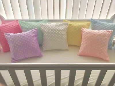 "12"" Handmade Cushion Cover Pink Dimple 💗"