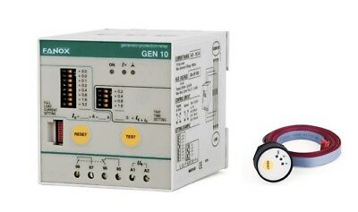 Fanox Generator Protection Relay – GEN10
