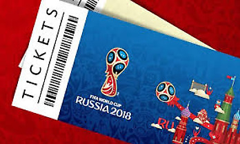 wu2 x Tickets Semifinal Moscow Cat 3 World Cup 2018 Price is for 2 Tickets