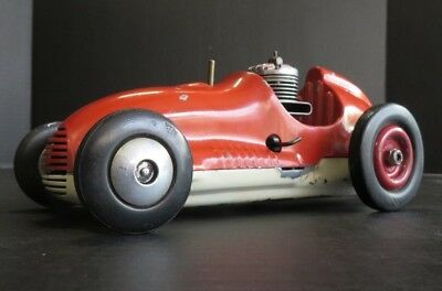 The Real McCoy 19 Gas Powered Tether Car, circa 1950s