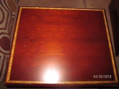 Hillsdale House Cigar Humidor & Contents