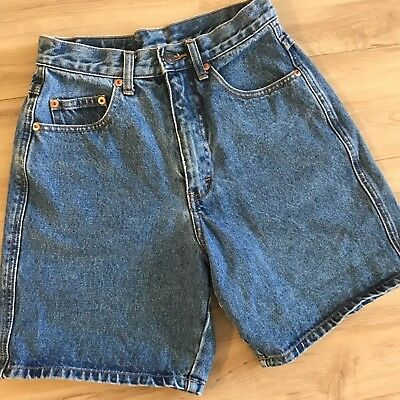 Vintage Jordache High waisted Shorts denim jeans size 24/25 inches small