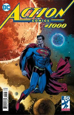 Action Comics #1000 Fried Pie Variant Superman Brand New / In-Hand