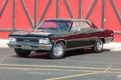 Chevelle -TUXEDO BLACK-VERY CLEAN WITH LOW MILES - SEE VIDE Chevrolet Chevelle Black with 89,998 Miles, for sale!