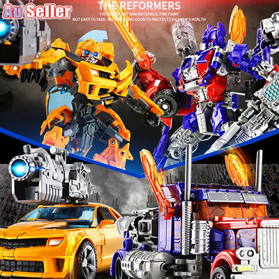 Dark of the Moon Transformers Action Figures New Autobots Prime Optimus Robot