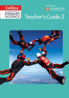Cambridge Primary Scien Tg2  BOOK NEW