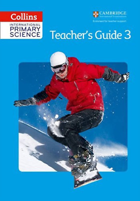 Cambridge Primary Scien Tg3  BOOK NEW