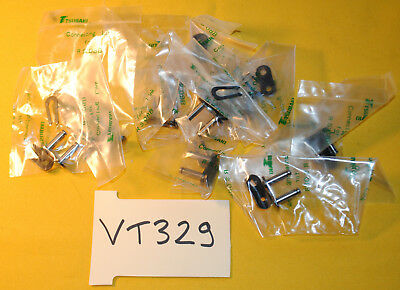 lot de 9 fermoirs TSUBAKI RS08B  RS08B-1  attache de chaine GT4 WINNER ( VT329